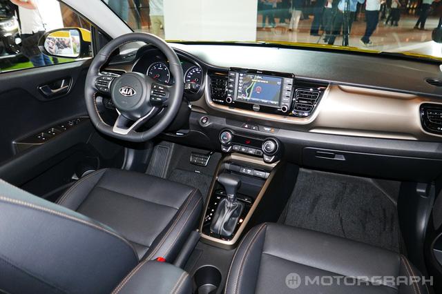 Crossover cỡ nhỏ Kia Stonic phiên bản nội địa Hàn Quốc ra mắt với giá mềm - Ảnh 13.
