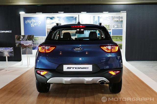 Crossover cỡ nhỏ Kia Stonic phiên bản nội địa Hàn Quốc ra mắt với giá mềm - Ảnh 16.