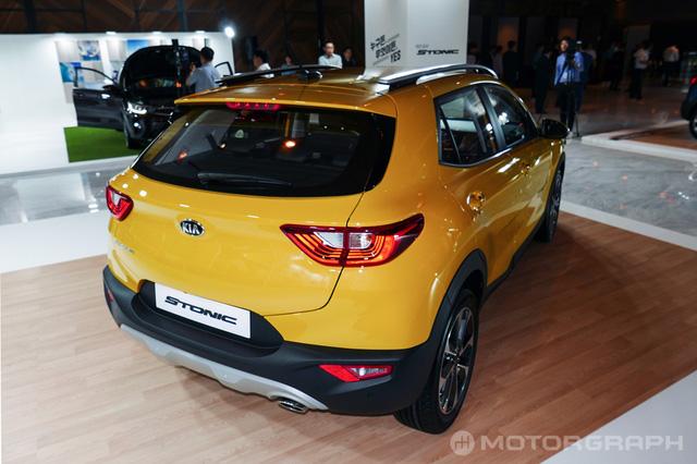 Crossover cỡ nhỏ Kia Stonic phiên bản nội địa Hàn Quốc ra mắt với giá mềm - Ảnh 3.