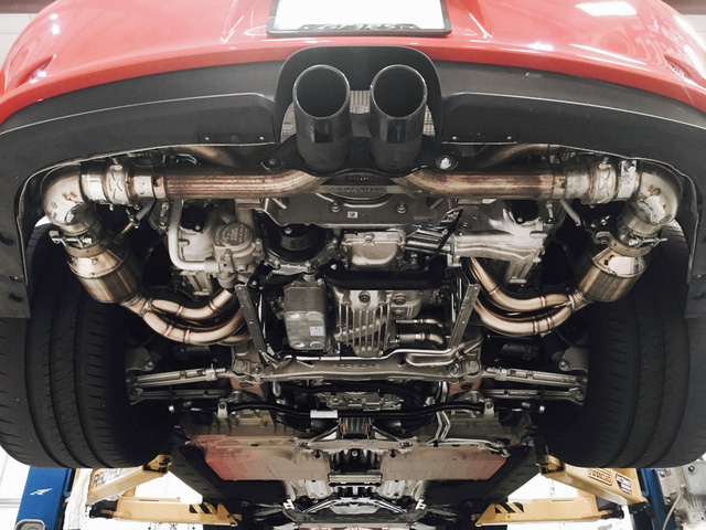 Fan cuồng Porsche bỏ ra 1 tỷ Đồng để thay hộp số sàn cho 911 GT3 RS - Ảnh 8.