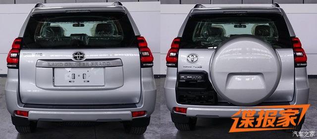 Lần đầu diện kiến Toyota Land Cruiser Prado 2018 bằng xương, bằng thịt - Ảnh 4.