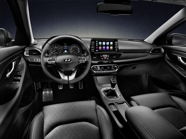 Hyundai i30 Fastback 2018 - Xe coupe 5 cửa cỡ nhỏ hoàn toàn mới - Ảnh 8.