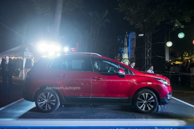 Peugeot 3008 - đối thủ của Mazda CX-5 - âm thầm ra mắt - ảnh 3