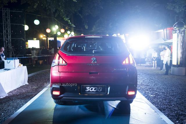 Peugeot 3008 - đối thủ của Mazda CX-5 - âm thầm ra mắt - ảnh 5