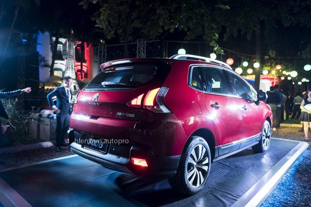 Peugeot 3008 - đối thủ của Mazda CX-5 - âm thầm ra mắt - ảnh 4