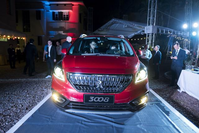 Peugeot 3008 - đối thủ của Mazda CX-5 - âm thầm ra mắt - ảnh 2