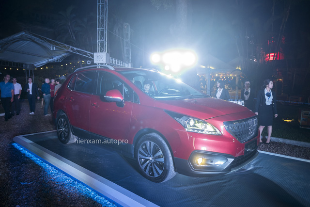 Peugeot 3008 - đối thủ của Mazda CX-5 - âm thầm ra mắt - ảnh 1