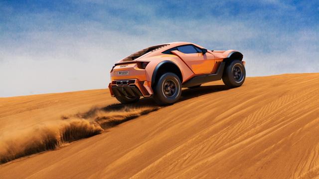 Chiến binh sa mạc Zarooq Sand Racer 500 GT được bày bán với giá khóc thét - Ảnh 2.