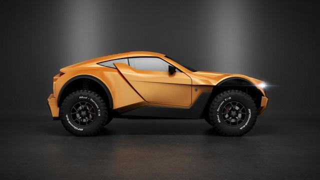 Chiến binh sa mạc Zarooq Sand Racer 500 GT được bày bán với giá khóc thét - Ảnh 6.