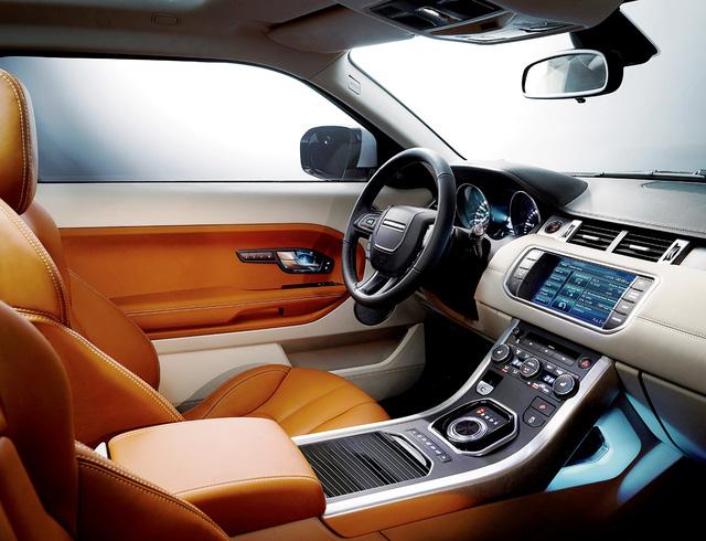 Victoria Beckham bị tố không phải là người thiết kế Range Rover Evoque Special Edition - Ảnh 4.