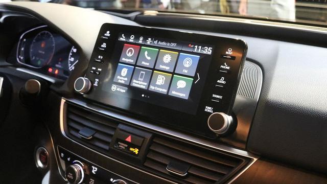 6 điều cần biết thêm về Honda Accord 2018 mới ra mắt - Ảnh 7.