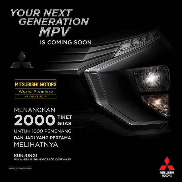 Mitsubishi Expander - Xe MPV cỡ nhỏ mới dành cho Đông Nam Á - Ảnh 1.