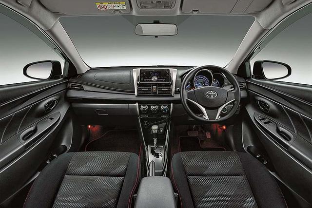 Toyota Vios phiên bản thể thao được tung ra thị trường - Ảnh 2.