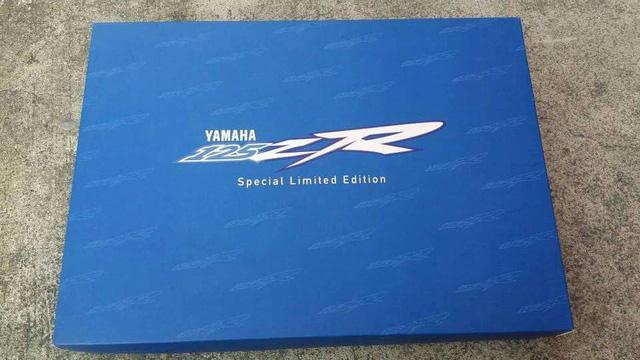 Xe côn tay 2 kỳ Yamaha 125ZR 2017 có thêm phiên bản Movistar - Ảnh 3.