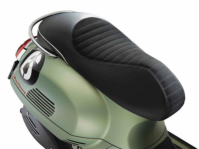 Xe ga phân khối lớn Vespa GTS 300 vừa ra mắt Việt Nam có phiên bản đặc biệt tại Ý - Ảnh 6.