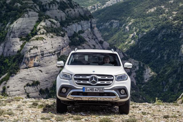 Xe bán tải hạng sang Mercedes-Benz X-Class 2018 trình làng, giá gần 1 tỷ Đồng - Ảnh 6.