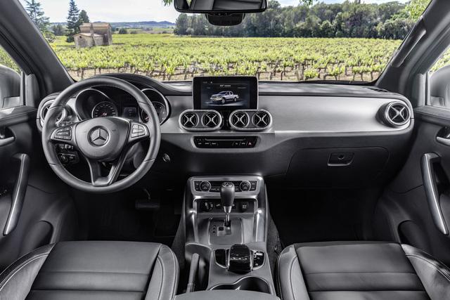 Xe bán tải hạng sang Mercedes-Benz X-Class 2018 trình làng, giá gần 1 tỷ Đồng - Ảnh 9.