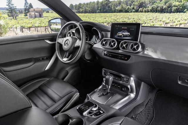 Xe bán tải hạng sang Mercedes-Benz X-Class 2018 trình làng, giá gần 1 tỷ Đồng - Ảnh 12.