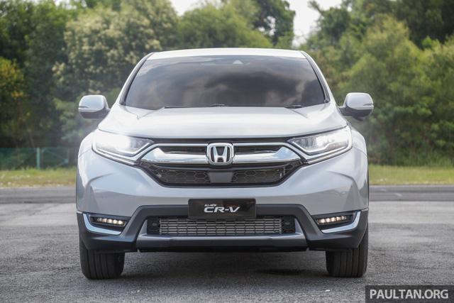 """Honda CR-V 2017 sẽ về Việt Nam """"bán chạy như tôm tươi"""" tại Malaysia - Ảnh 1."""