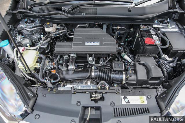 """Honda CR-V 2017 sẽ về Việt Nam """"bán chạy như tôm tươi"""" tại Malaysia - Ảnh 3."""
