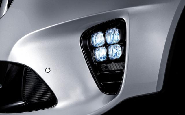 Kia Sorento 2018 phiên bản nội địa Hàn Quốc trình làng, giá từ 562 triệu Đồng - Ảnh 4.