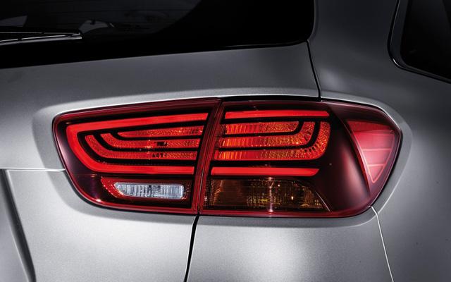 Kia Sorento 2018 phiên bản nội địa Hàn Quốc trình làng, giá từ 562 triệu Đồng - Ảnh 8.