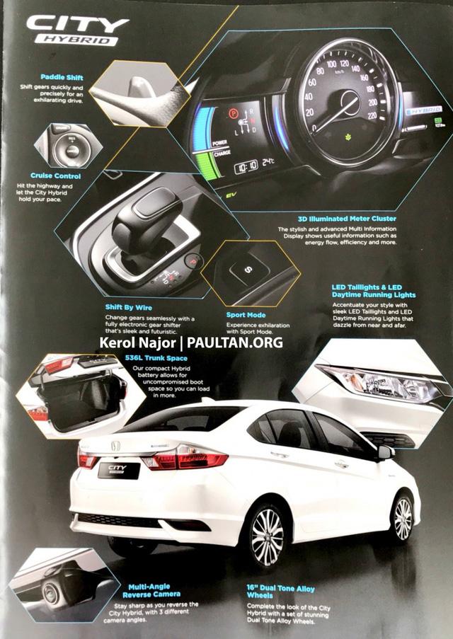 Honda City 2017 phiên bản tiết kiệm xăng rục rịch ra mắt Đông Nam Á - Ảnh 1.