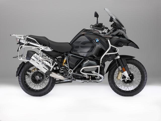 BMW nâng cấp hàng loạt mẫu mô tô phân khối lớn lên phiên bản 2018 - Ảnh 2.