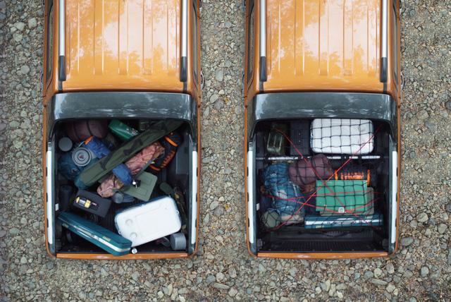 Cách để đồ an toàn trên thùng xe bán tải - Ảnh 1.