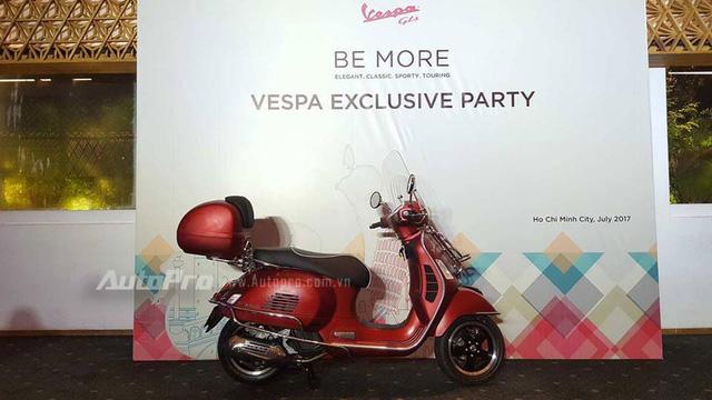 Vespa GTS 300 được chốt giá 120 triệu Đồng tại Việt Nam, rẻ hơn một nửa so với Honda SH300i - Ảnh 3.