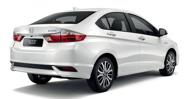 Honda City 2017 phiên bản ăn 3,9 lít/100 km ra mắt Đông Nam Á, giá từ 473 triệu Đồng - Ảnh 1.