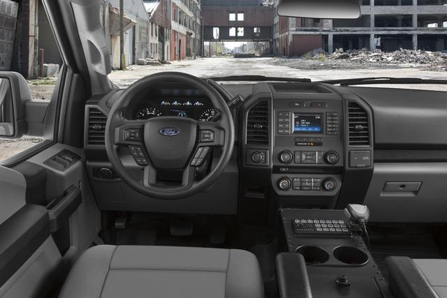 Ford F-150 Police Responder 2018 - Xe bán tải chuyên dụng của cảnh sát đầu tiên trên thế giới - Ảnh 5.