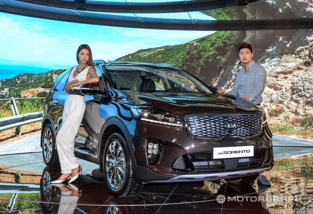 Soi SUV cỡ trung Kia Sorento 2018 có thể về Việt Nam bằng xương, bằng thịt - Ảnh 12.