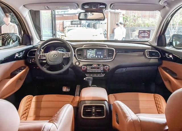 Soi SUV cỡ trung Kia Sorento 2018 có thể về Việt Nam bằng xương, bằng thịt - Ảnh 6.