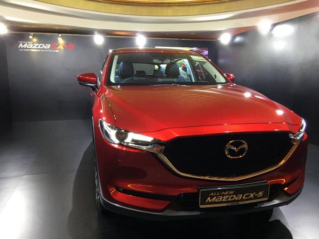 Mazda CX-5 2017 bất ngờ ra mắt Đông Nam Á với giá chát - Ảnh 8.