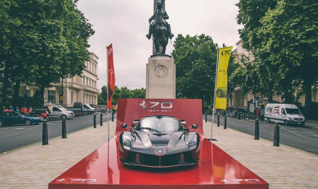 Mãn nhãn với cảnh 70 chiếc siêu xe Ferrari đẹp nhất cùng nhau tụ tập - Ảnh 5.