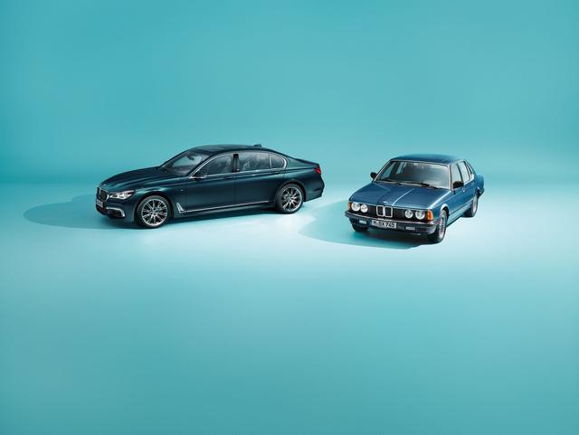 BMW giới thiệu phiên bản kỷ niệm 40 năm ra đời dòng xe sang 7-Series - Ảnh 2.