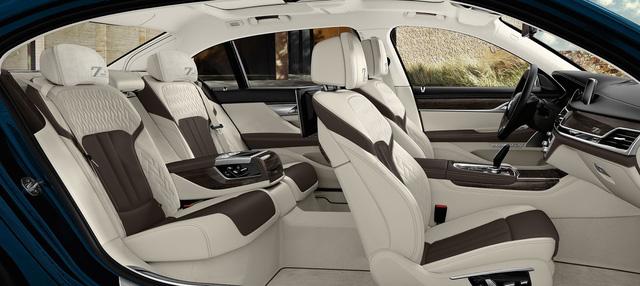BMW giới thiệu phiên bản kỷ niệm 40 năm ra đời dòng xe sang 7-Series - Ảnh 6.