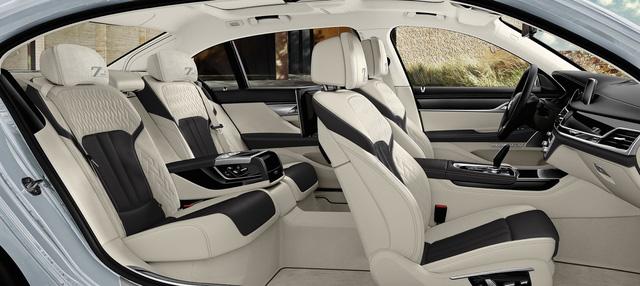 BMW giới thiệu phiên bản kỷ niệm 40 năm ra đời dòng xe sang 7-Series - Ảnh 7.