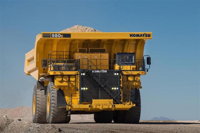 10 xe khai mỏ lớn nhất thế giới: Dài hơn cả bể bơi, to như một ngôi nhà và mạnh đến 11.000 mã lực - Ảnh 9.