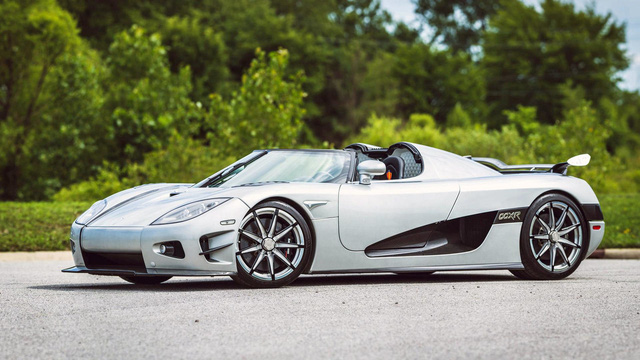 Võ sỹ triệu phú Floyd Mayweather rao bán siêu xe dệt kim cương Koenigsegg CCXR Trevita - Ảnh 2.