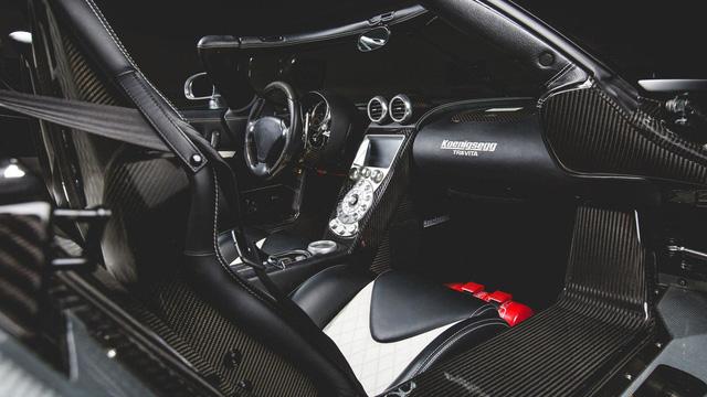 Võ sỹ triệu phú Floyd Mayweather rao bán siêu xe dệt kim cương Koenigsegg CCXR Trevita - Ảnh 12.
