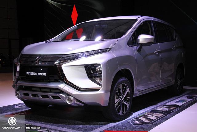 Xem trước hình ảnh ngoài đời thực của mẫu MPV mới mà Mitsubishi dành cho Đông Nam Á - Ảnh 3.