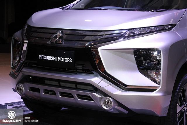 Xem trước hình ảnh ngoài đời thực của mẫu MPV mới mà Mitsubishi dành cho Đông Nam Á - Ảnh 5.