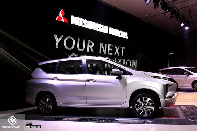 Xem trước hình ảnh ngoài đời thực của mẫu MPV mới mà Mitsubishi dành cho Đông Nam Á - Ảnh 12.