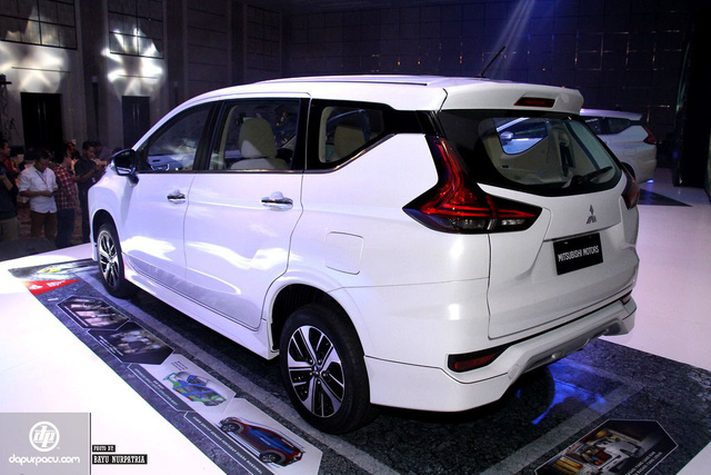 Xem trước hình ảnh ngoài đời thực của mẫu MPV mới mà Mitsubishi dành cho Đông Nam Á - Ảnh 13.