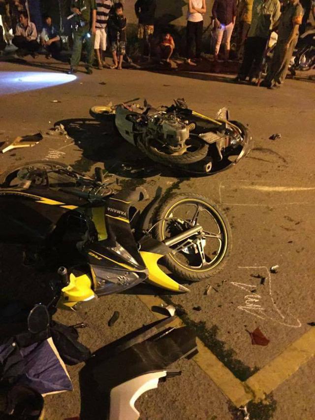 Video khoảnh khắc Hyundai Santa Fe gây tai nạn liên hoàn cho 12 xe tại Sài Gòn - Ảnh 6.