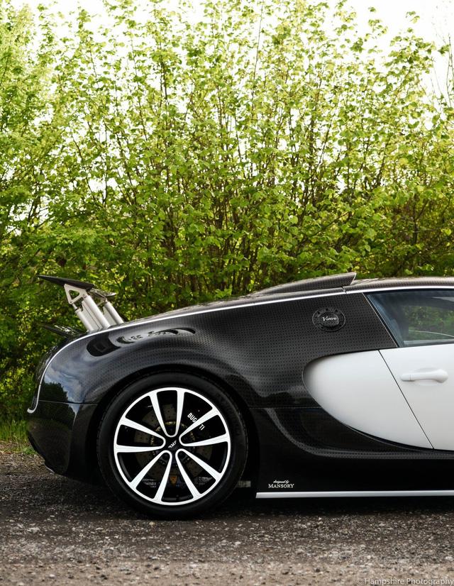 Chiêm ngưỡng siêu xe Bugatti Veyron Mansory Vivere chỉ có đúng 2 chiếc xuất xưởng - Ảnh 6.