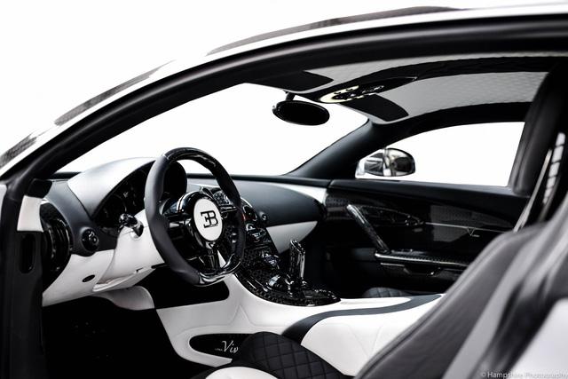 Chiêm ngưỡng siêu xe Bugatti Veyron Mansory Vivere chỉ có đúng 2 chiếc xuất xưởng - Ảnh 7.