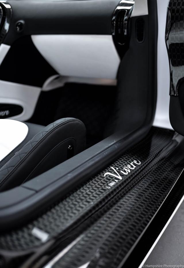 Chiêm ngưỡng siêu xe Bugatti Veyron Mansory Vivere chỉ có đúng 2 chiếc xuất xưởng - Ảnh 10.